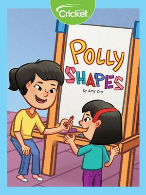 cover image of Polly Shapes