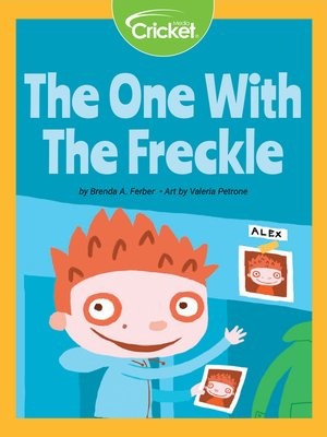 cover image of The One with the Freckle