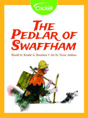 cover image of The Pedlar of Swaffham