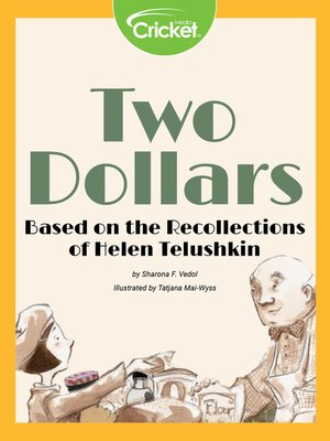 cover image of Two Dollars