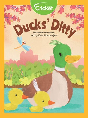cover image of Ducks' Ditty
