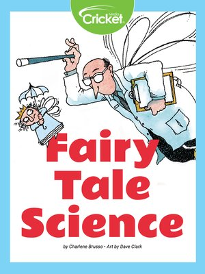 cover image of Fairy Tale Science
