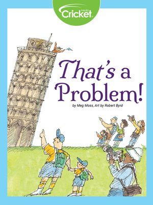 cover image of That's a Problem!