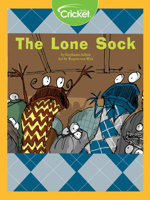 cover image of The Lone Sock