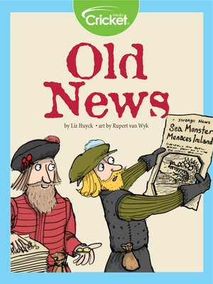 cover image of Old News