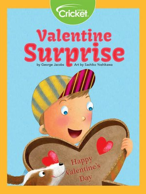 cover image of Valentine Surprise