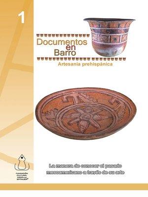 cover image of Documentos En Barro