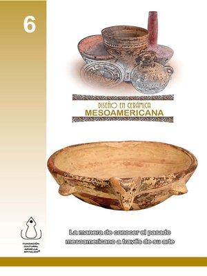 cover image of Diseño En Cerámica Mesoamericana