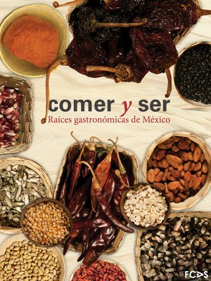 cover image of Comer y ser