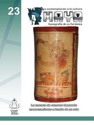 cover image of Una Contemplación A La Cultura Maya