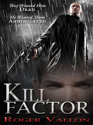 cover image of Kill Factor