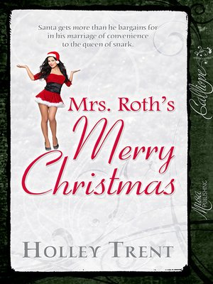cover image of Mrs. Roth's Merry Christmas