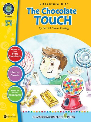 cover image of The Chocolate Touch (Patrick Skene Catling)