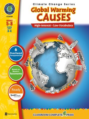cover image of Global Warming: Causes