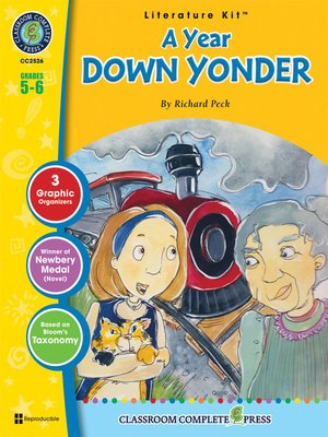cover image of A Year Down Yonder