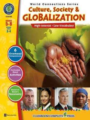 cover image of Culture, Society & Globalization