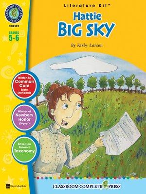 cover image of Hattie Big Sky