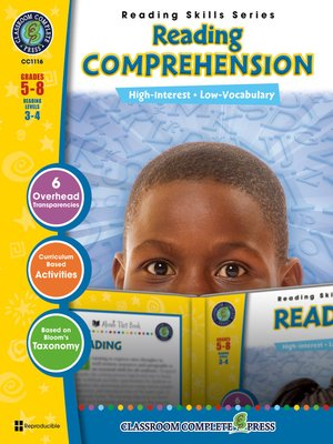 cover image of Reading Comprehension