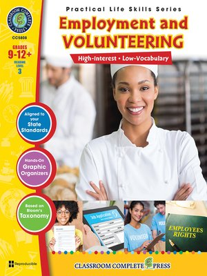 cover image of Practical Life Skills - Employment & Volunteering