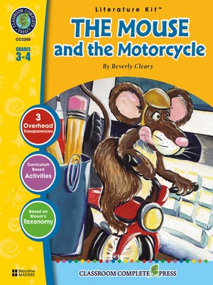 cover image of The Mouse and the Motorcycle