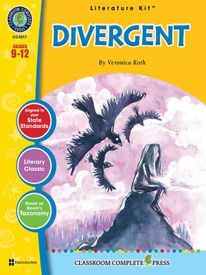 cover image of Divergent (Veronica Roth)
