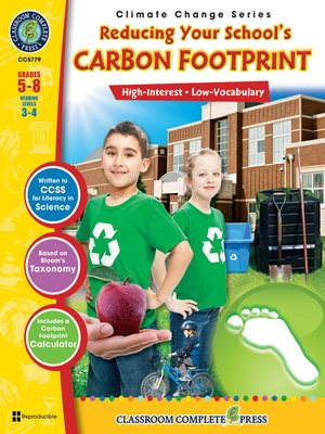 cover image of Reducing Your School's Carbon Footprint