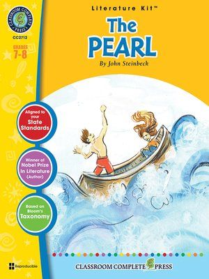 cover image of The Pearl (John Steinbeck)