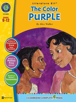 Walker alice ebook purple color
