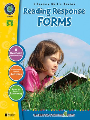 cover image of Reading Response Forms