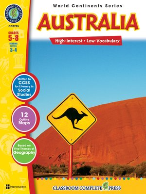 cover image of Australia