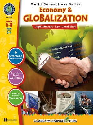 cover image of Economy & Globalization