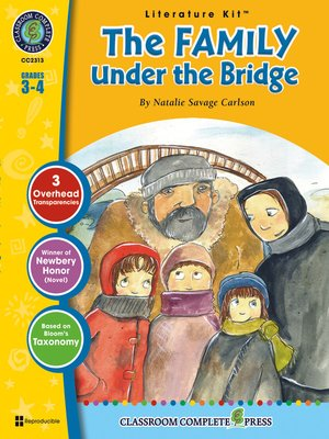 cover image of The Family Under the Bridge