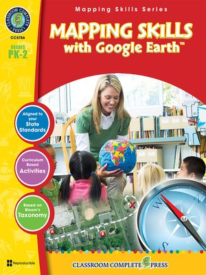 cover image of Mapping Skills with Google Earth