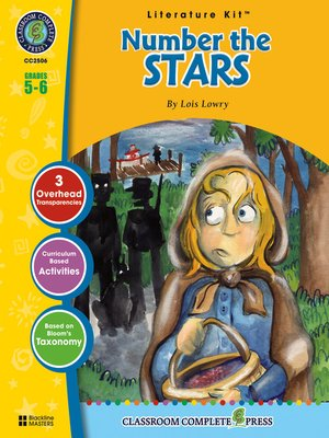 cover image of Number the Stars