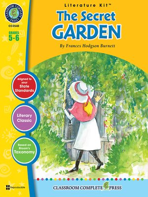 cover image of The Secret Garden (Frances Hodgson Burnett)