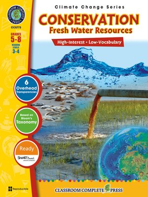 cover image of Conservation: Fresh Water Resources