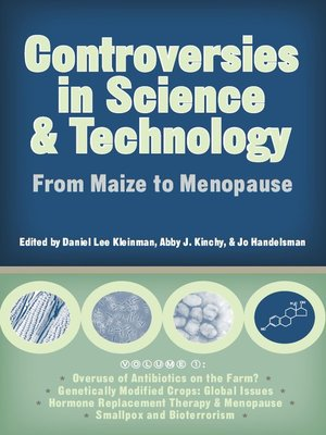 cover image of Controversies in Science and Technology