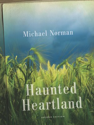 cover image of Haunted Heartland