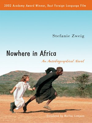 cover image of Nowhere in Africa