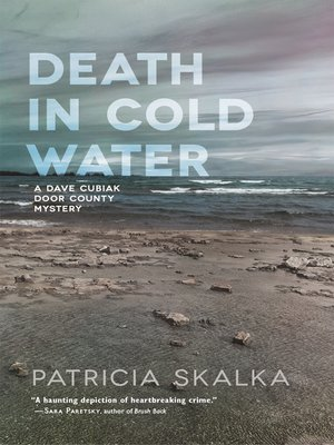 cover image of Death in Cold Water