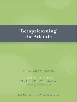cover image of 'ReCapricorning' the Atlantic