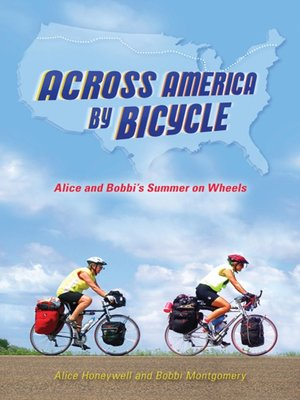 cover image of Across America by Bicycle