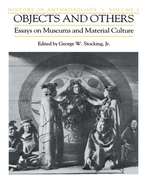 cover image of Objects and Others