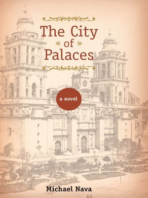 cover image of The City of Palaces