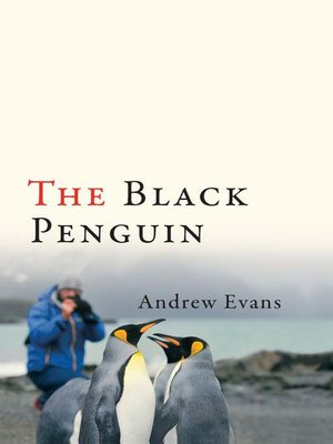 cover image of The Black Penguin