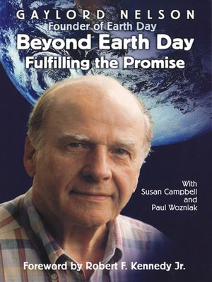 cover image of Beyond Earth Day