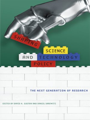cover image of Shaping Science and Technology Policy