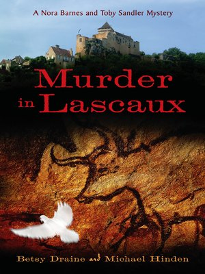 cover image of Murder in Lascaux