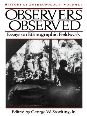 cover image of Observers Observed