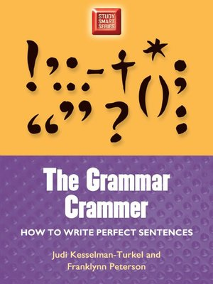 cover image of Grammar Crammer